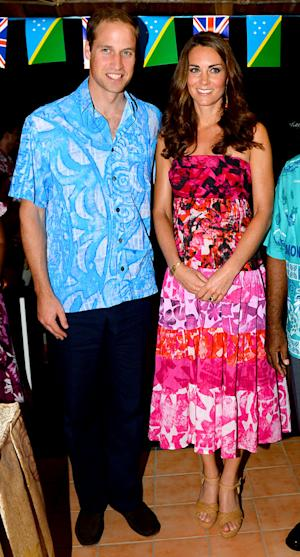 Oops! Kate Middleton, Prince William Wore Wrong Traditional Outfits to Solomon Islands
