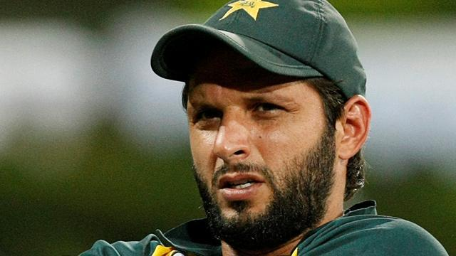 Cricket - Pakistan leave Afridi out of Champions Trophy squad