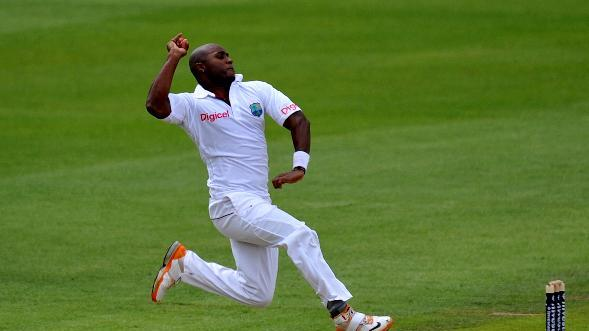 Tino Best picked up career-best figures to help skittle Bangladesh