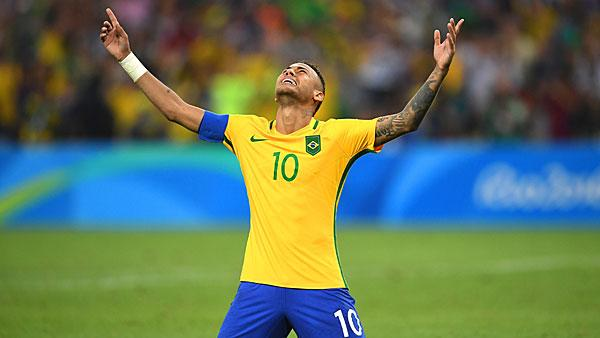 International: Neymar: Olympia-Sieg wichtig für Nation