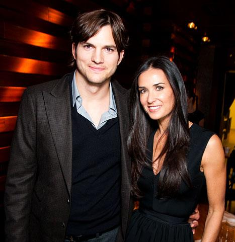 Ashton Kutcher Finally Files for Divorce, Kim and Kanye Plan to Spend Christmas Together: Top 5 Stories of Today