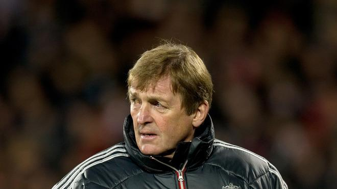 (FILES) A File Picture Taken On December 5, 2011, Shows Liverpool's Manager Kenny Dalglish At Craven Cottage In London. AFP/Getty Images