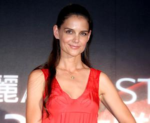 """Katie Holmes Breaks Silence on Tom Cruise Divorce: """"I'm Alright"""""""
