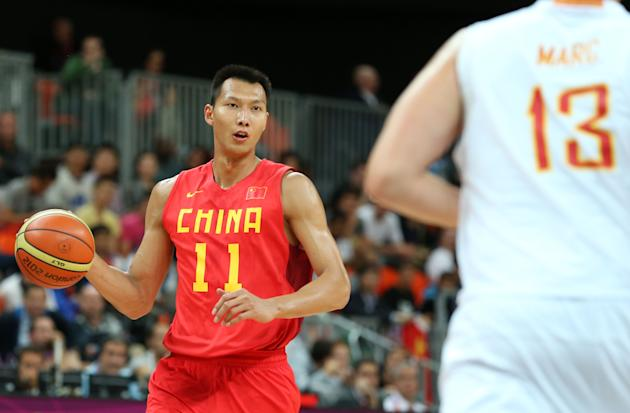 Defending champion China will be led by NBA veteran YI Jianlian. (Getty Images)