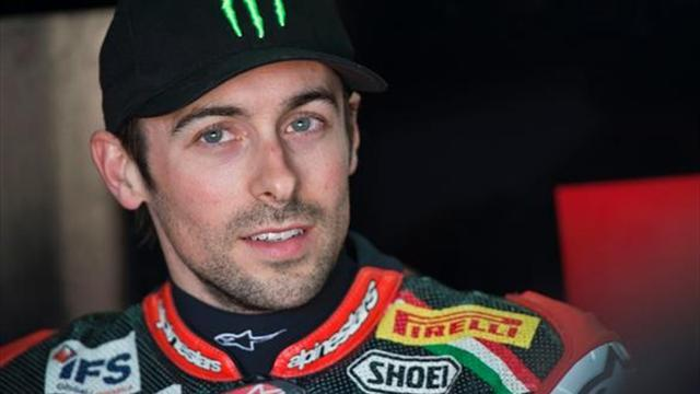Superbikes - Assen WSBK: Laverty ready if bad weather continues