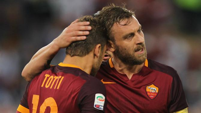 Ancelotti: Roma have the most quality in Serie A