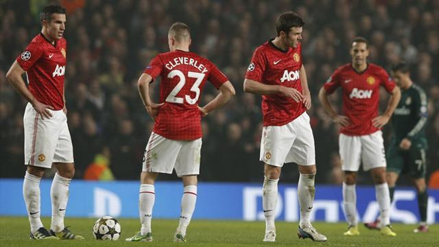 Champions League - United implosion more worrying than UEFA censure