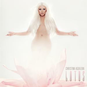 """This CD cover image released by RCA Records shows the latest release by Christina Aguilera, """"Lotus."""" (AP Photo/RCA Records)"""