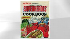 ht superhero cookbook jef 130326 wblog Vintage Cookbook Chronicles What Superheroes Eat