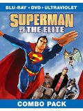 Superman vs. The Elite Box Art