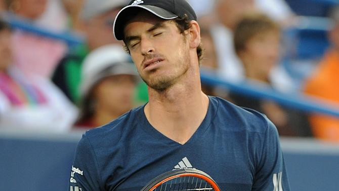 US Open men - US Open men: LIVE Murray in trouble