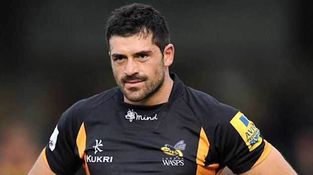 Andrea Masi of London Wasps (PA Photos)