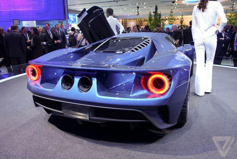 Watch Ford engineers and designers gush over the incredible new GT
