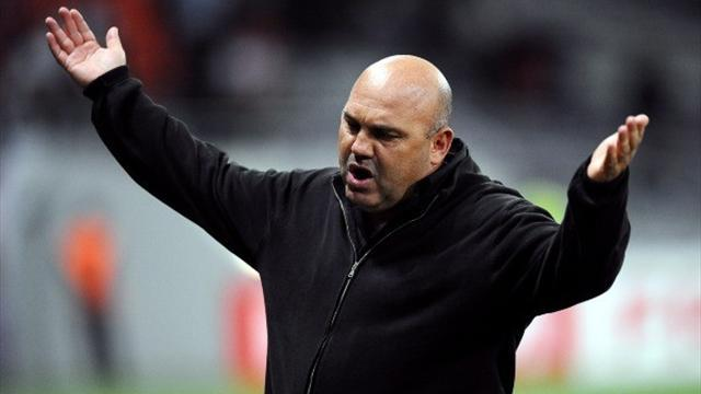 Ligue 1 - Rennes coach hits out at 'Italian' PSG