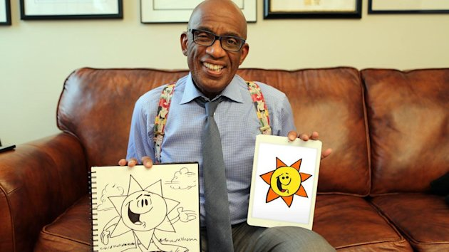 Al Roker shares his idea for a new app after sleeping past his alarm. (Rokies/WSJ)