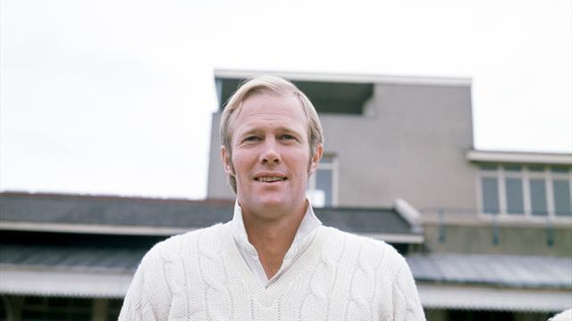 Cricket - Tributes paid as Greig dies