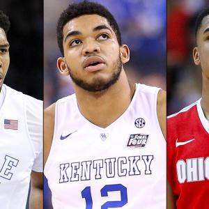 Predicting the NBA draft's top picks