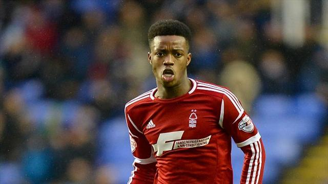 Championship - Chalobah leaves Forest
