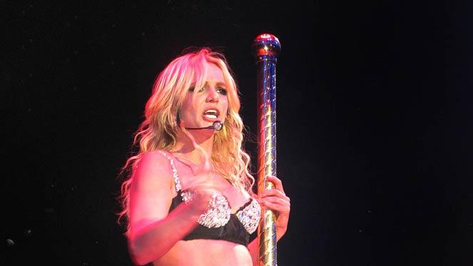 Britney Spears NO Concert