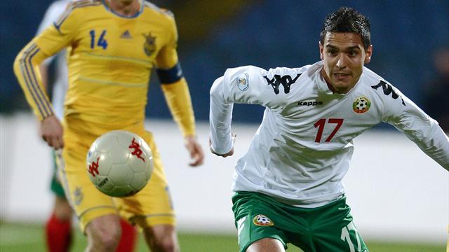 European Football - Bulgaria midfielder Milanov agrees terms with CSKA