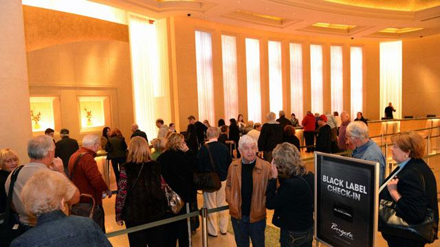 Star-Studded Atlantic City Culinary Event Goes on After Sandy