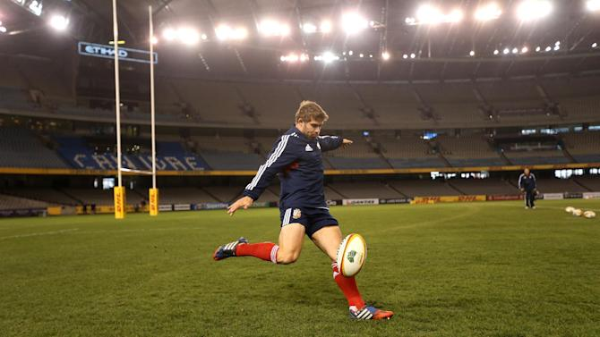Rugby Union - 2013 British and Irish Lions Tour - British and Irish Lions Training Session - Etihad Stadium