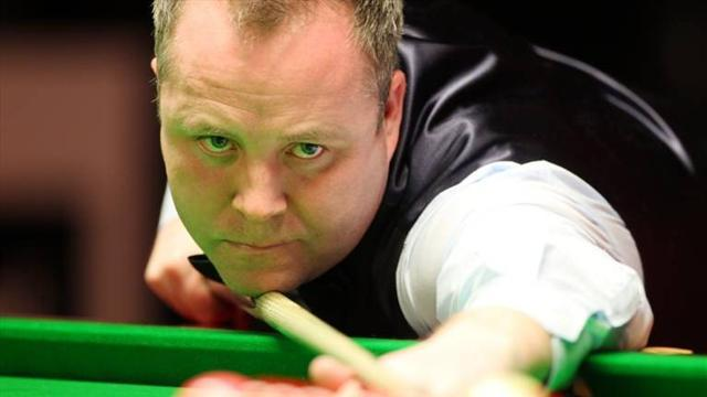 Snooker - Higgins eyes Masters glory