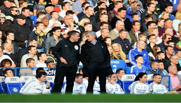 Sport 360° view: Mourinho only has himself to blame after Riley attack