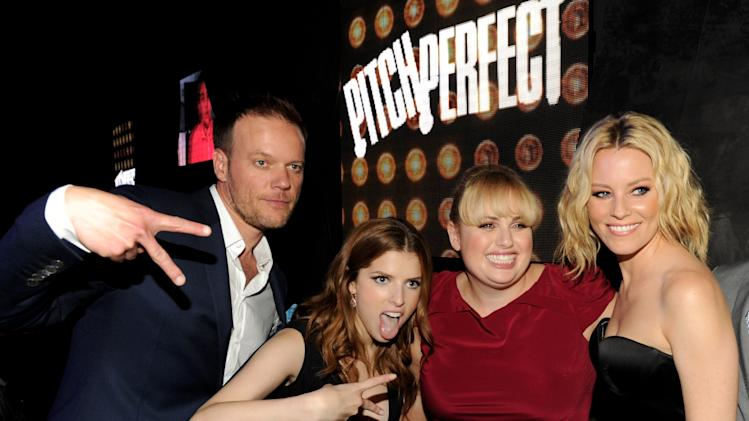 "Premiere Of Universal Pictures And Gold Circle Films' ""Pitch Perfect"" - After Party"