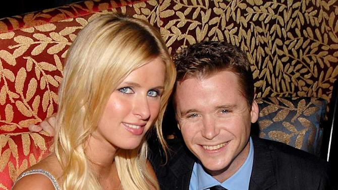 """Nicky Hilton and Kevin Connolly at the """"Entourage"""" Season Three New York Premiere.  June 7, 2006"""