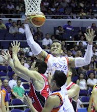 Asi Taulava is ready to shake the ABL up. (PBA Images)