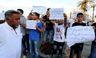 Tripoli residents shout religious and anti-United States slogans against an anti-Islam film. Internet rights champions were fearful that free speech online may be among the victims of violence spurred by an anti-Islam video posted to YouTube