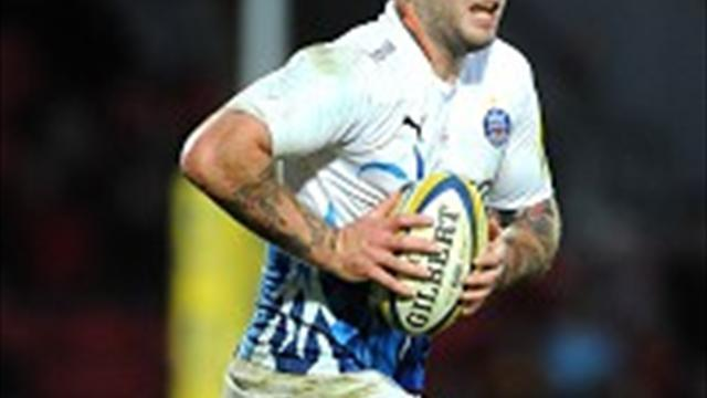 Rugby - Banahan banned until Christmas