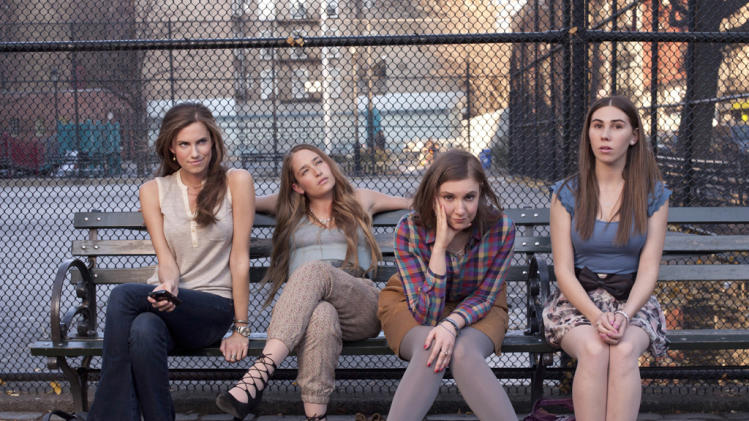 "Best TV Shows of the Year: ""Girls"""