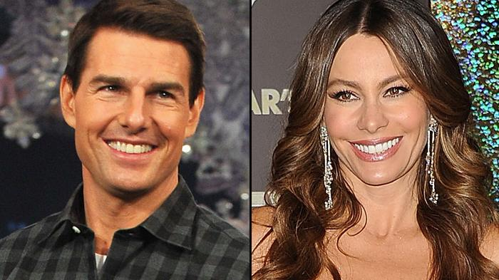 Tom Cruise, Sofia Vergara