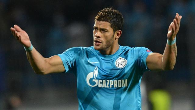 European Football - Zenit beat CSKA to go eight points clear