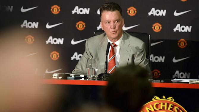 Premier League - Paper Round: Van Gaal's first United signing revealed