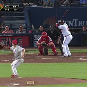 Hernandez turns two in the 4th