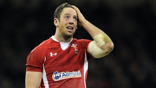 Rugby - Lions hopeful Cuthbert out for up to six weeks