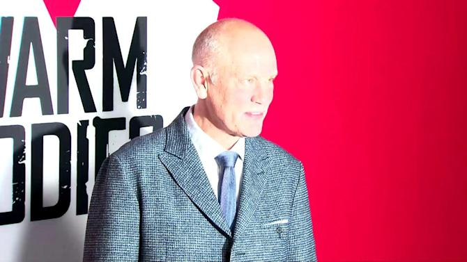 John Malkovich Saves a Man's Life in Toronto