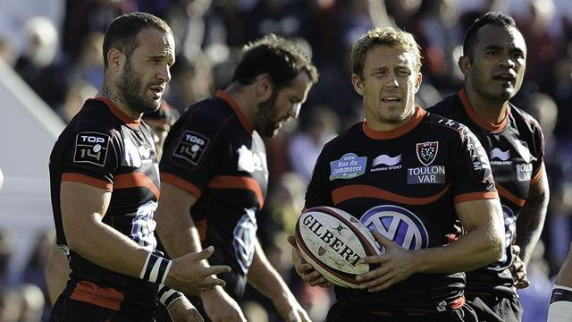 Top 14 - Wilkinson strikes late to guide Toulon to victory