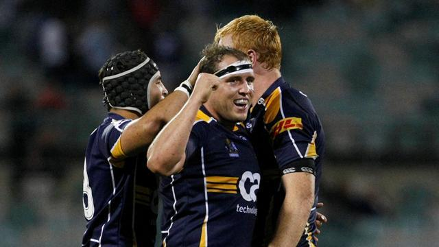 Super Rugby - Larkham-Fisher partnership replaces White at Brumbies