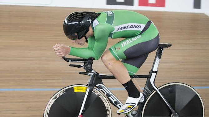 Sixth place for both Irvine and Ryan overnight at World Championships