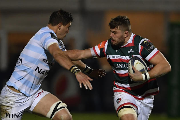 Rugby Union - Leicester suspend Slater after Glasgow clash