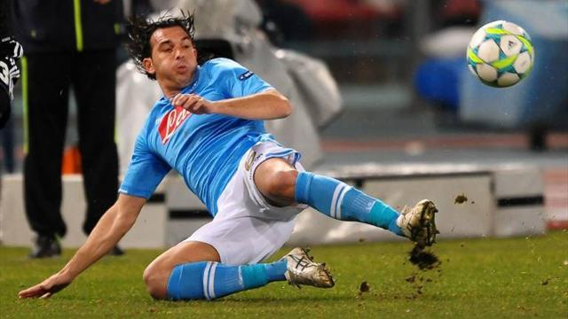 Italian Serie A - Injury time gaffe costs Napoli win