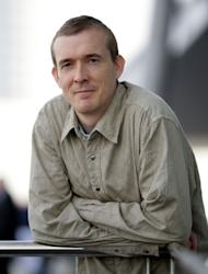 British author David Mitchell