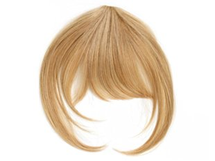 airdo by HairUWear Clip-In Bangs