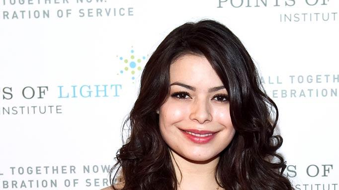 Miranda Cosgrove George Bush Tribute
