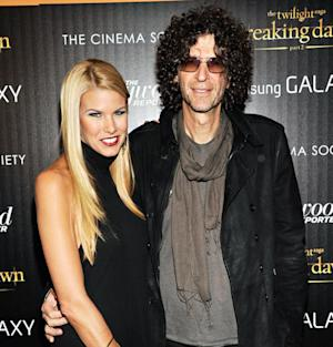 """Howard Stern's Wife Beth Stern: His Manhood """"Keeps Me Very Happy"""""""