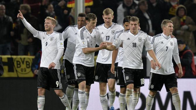 Germany, Belgium, Switzerland reach World Cup